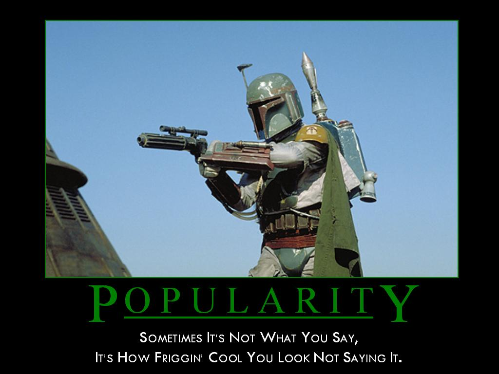 Boba Fett movie!