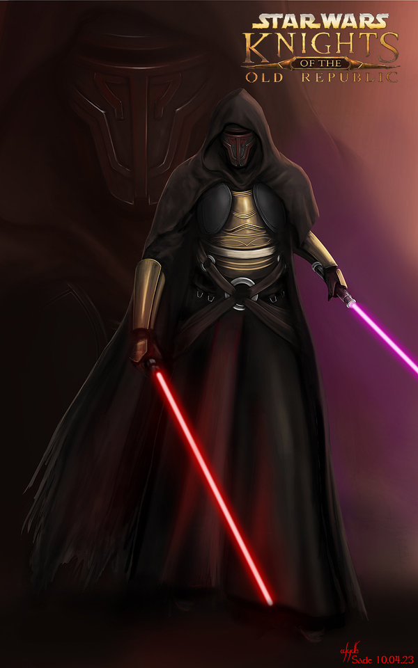 The Man The Myth The Revan Swbtf 65 The Star Wars