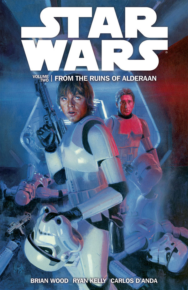 From the Ruins of Alderaan TPB