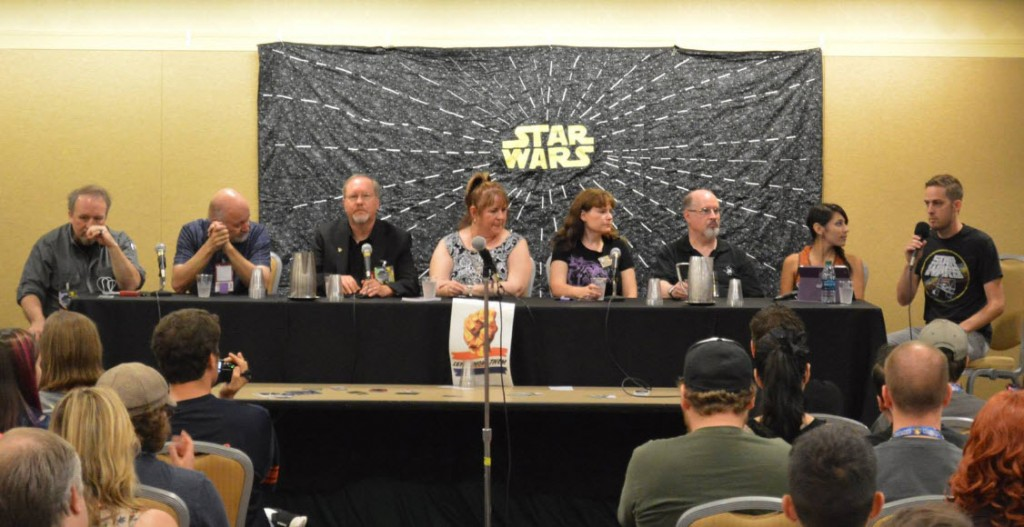 Dragon Con Author Panel