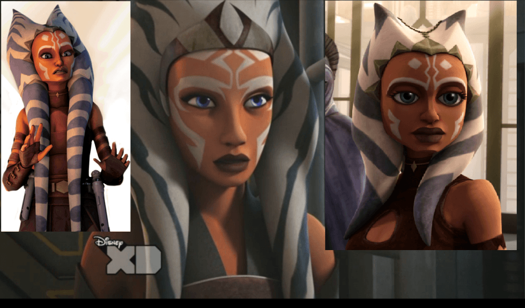 Ahsoka - Rebels