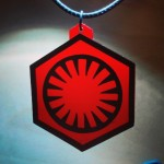 First Order Pendant by Meredith Funk (Instagram: @mfunk5)
