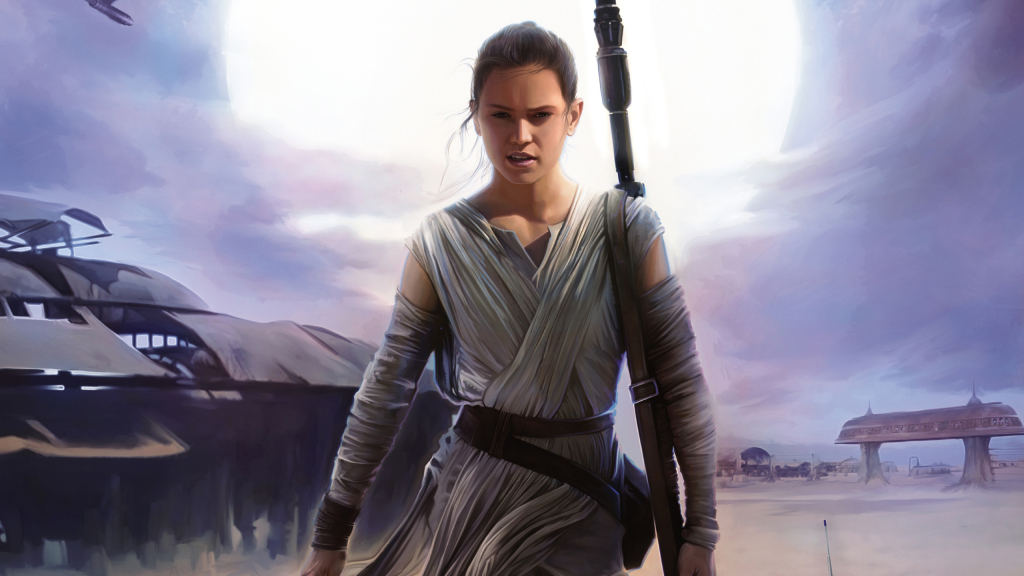 Rey-In-Star-Wars