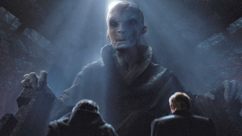 Snoke | Star Wars Episode 7