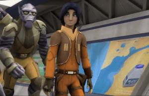 Star Wars Rebels Blue Milk Ad