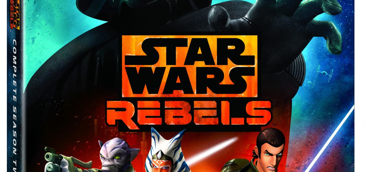 Rebels Season 2 Blu-ray