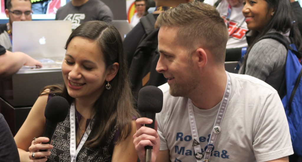 ChaosBria and Aaron Goins talk SW books and the amazing Author panel