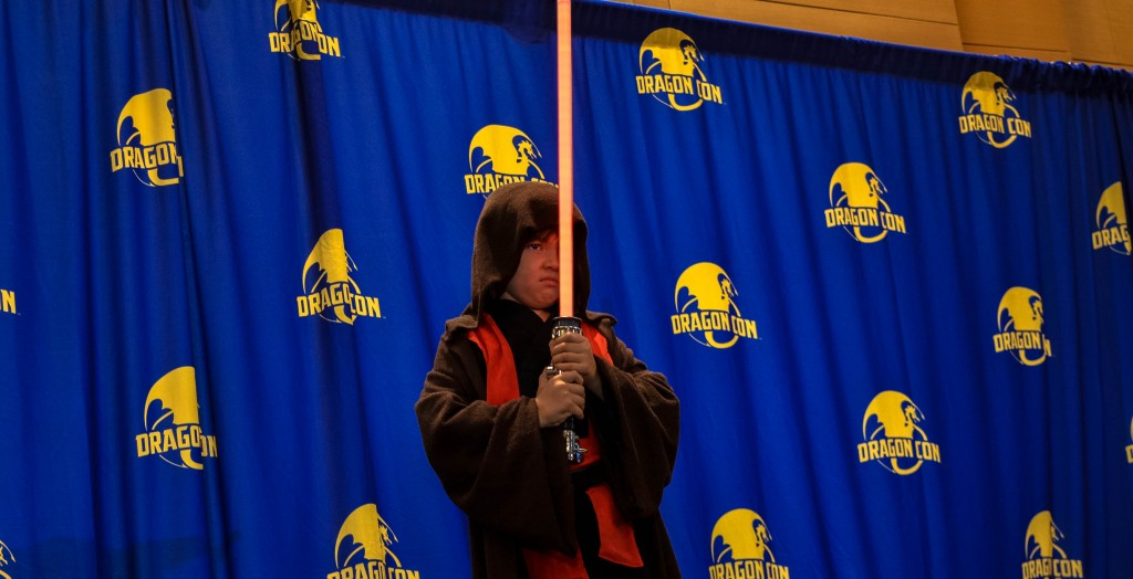 The Cutest Sith Lord ever!