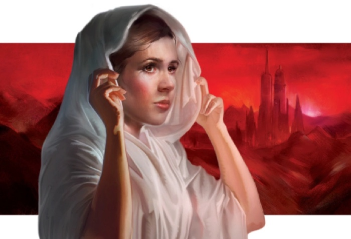Leia Princess of Alderaan
