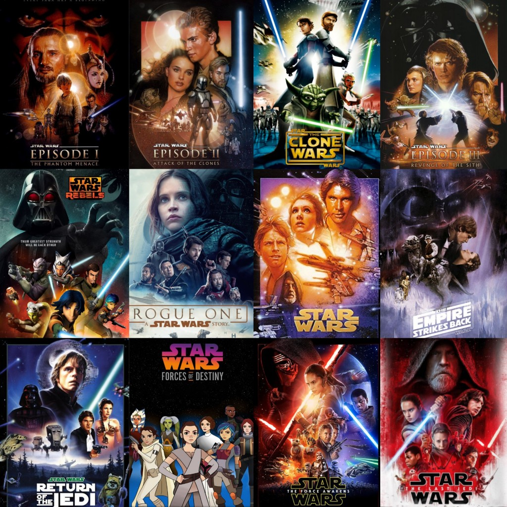 How Many Star Wars Movies Are There?